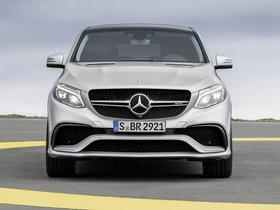 Ver foto 19 de Mercedes AMG GLE 63 Coupe C292 2015