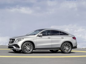 Ver foto 16 de Mercedes AMG GLE 63 Coupe C292 2015