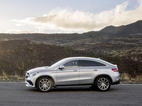 Ver foto 14 de Mercedes AMG GLE 63 Coupe C292 2015