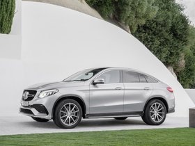 Ver foto 13 de Mercedes AMG GLE 63 Coupe C292 2015