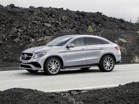 Ver foto 12 de Mercedes AMG GLE 63 Coupe C292 2015