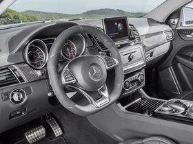 Ver foto 29 de Mercedes AMG GLE 63 Coupe C292 2015