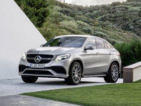 Ver foto 11 de Mercedes AMG GLE 63 Coupe C292 2015