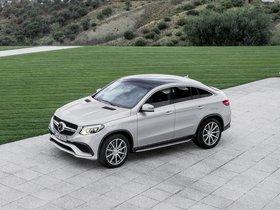 Ver foto 10 de Mercedes AMG GLE 63 Coupe C292 2015