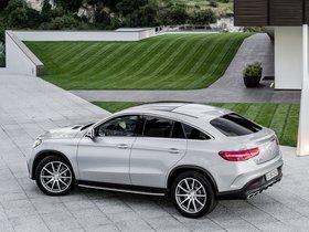 Ver foto 9 de Mercedes AMG GLE 63 Coupe C292 2015