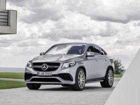Ver foto 8 de Mercedes AMG GLE 63 Coupe C292 2015