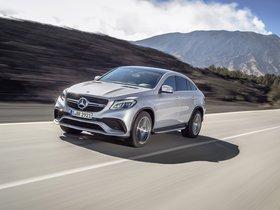 Ver foto 4 de Mercedes AMG GLE 63 Coupe C292 2015