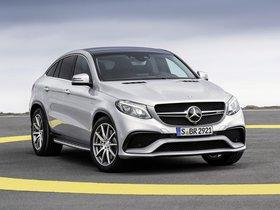 Ver foto 2 de Mercedes AMG GLE 63 Coupe C292 2015