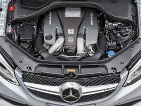 Ver foto 28 de Mercedes AMG GLE 63 Coupe C292 2015