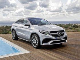 Fotos de Mercedes AMG GLE 63 Coupe C292 2015
