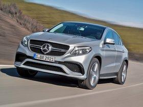 Ver foto 27 de Mercedes AMG GLE 63 Coupe C292 2015