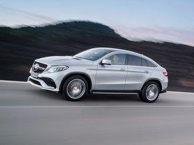 Ver foto 26 de Mercedes AMG GLE 63 Coupe C292 2015