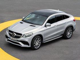 Ver foto 22 de Mercedes AMG GLE 63 Coupe C292 2015