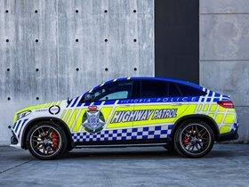 Ver foto 4 de Mercedes AMG GLE 63 Police Car Australia 2016