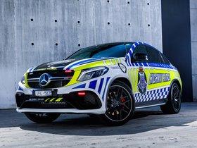 Ver foto 3 de Mercedes AMG GLE 63 Police Car Australia 2016