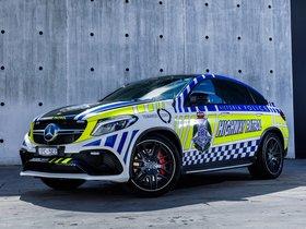 Ver foto 2 de Mercedes AMG GLE 63 Police Car Australia 2016