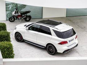 Ver foto 7 de Mercedes AMG GLE 63 S 4MATIC W166 2015