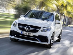 Ver foto 5 de Mercedes AMG GLE 63 S 4MATIC W166 2015