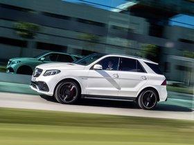 Ver foto 3 de Mercedes AMG GLE 63 S 4MATIC W166 2015