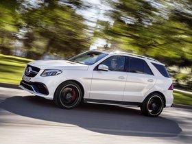 Ver foto 2 de Mercedes AMG GLE 63 S 4MATIC W166 2015