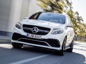 Ver foto 1 de Mercedes AMG GLE 63 S 4MATIC W166 2015