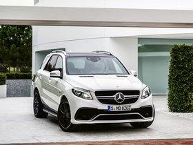 Ver foto 14 de Mercedes AMG GLE 63 S 4MATIC W166 2015