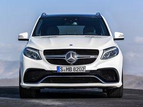Ver foto 10 de Mercedes AMG GLE 63 S 4MATIC W166 2015