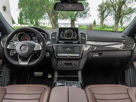 Ver foto 24 de Mercedes AMG GLS 63 4MATIC X166 2015