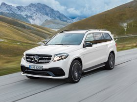 Fotos de Mercedes AMG GLS 63 4MATIC X166 2015