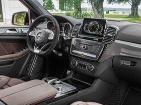 Ver foto 23 de Mercedes AMG GLS 63 4MATIC X166 2015