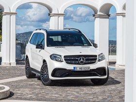 Ver foto 3 de Mercedes AMG GLS 63 4MATIC X166 2015
