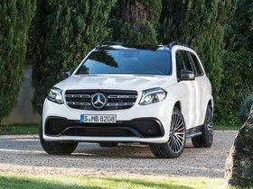 Ver foto 21 de Mercedes AMG GLS 63 4MATIC X166 2015