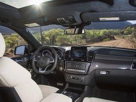 Ver foto 23 de Mercedes AMG GLS 63 4MATIC X166 USA 2016