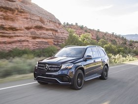 Fotos de Mercedes AMG GLS 63 4MATIC X166 USA 2016