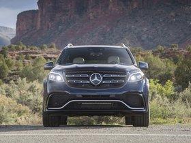 Ver foto 17 de Mercedes AMG GLS 63 4MATIC X166 USA 2016