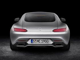 Ver foto 35 de Mercedes AMG GT 2015