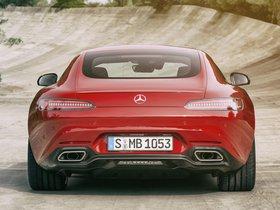 Ver foto 31 de Mercedes AMG GT 2015