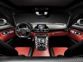 Ver foto 43 de Mercedes AMG GT 2015