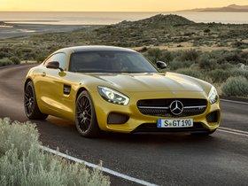 Fotos de Mercedes AMG GT