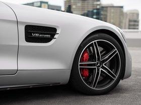 Ver foto 33 de Mercedes-AMG GT-C 2017
