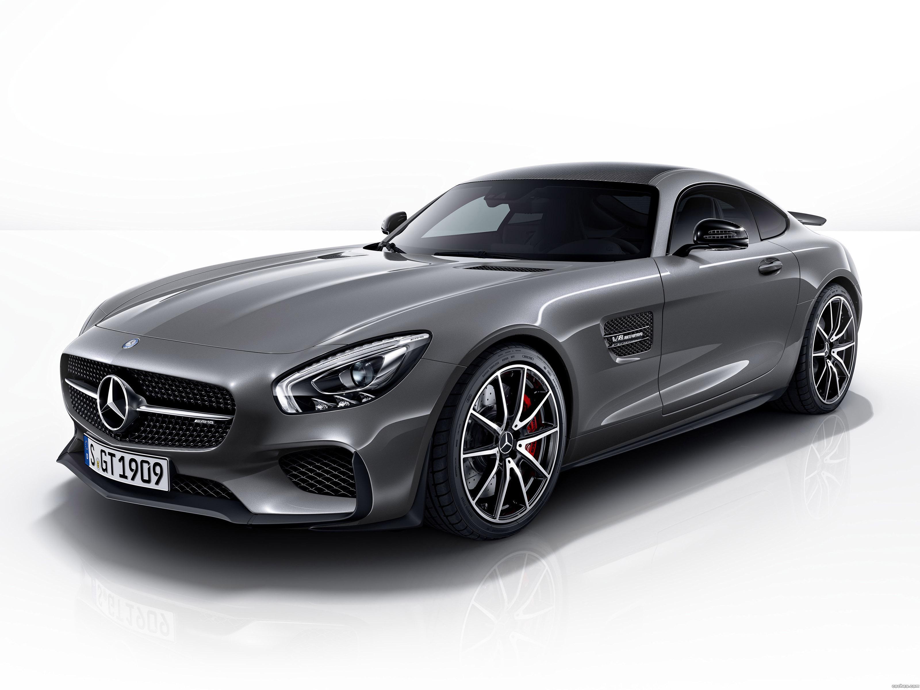 Foto 0 de Mercedes AMG GT Edition 1 2015