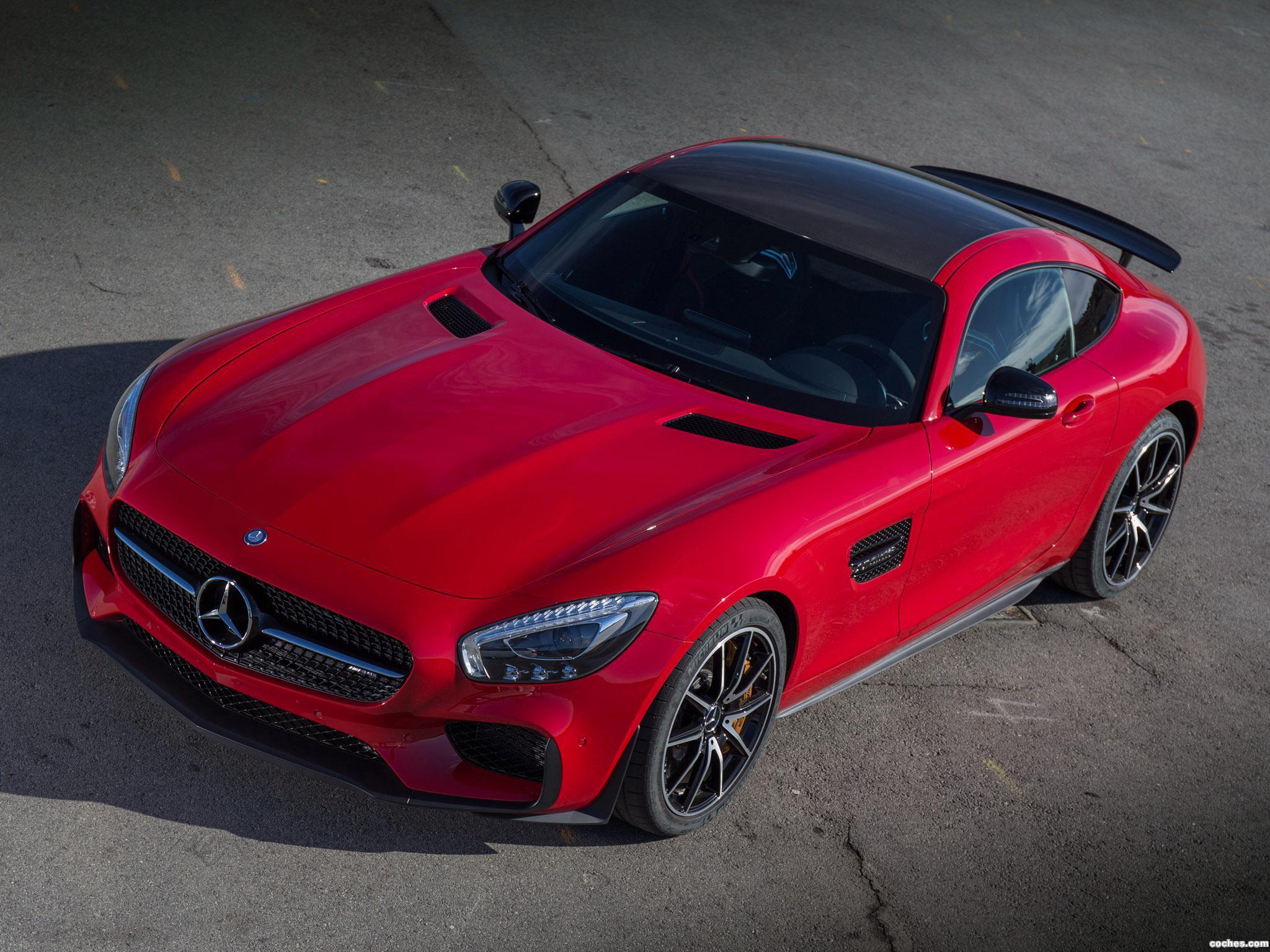 Foto 11 de Mercedes AMG GT Edition 1 2015