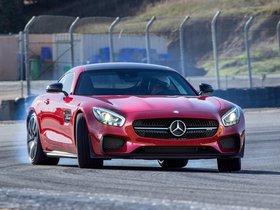 Ver foto 8 de Mercedes AMG GT Edition 1 2015
