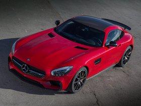 Ver foto 12 de Mercedes AMG GT Edition 1 2015