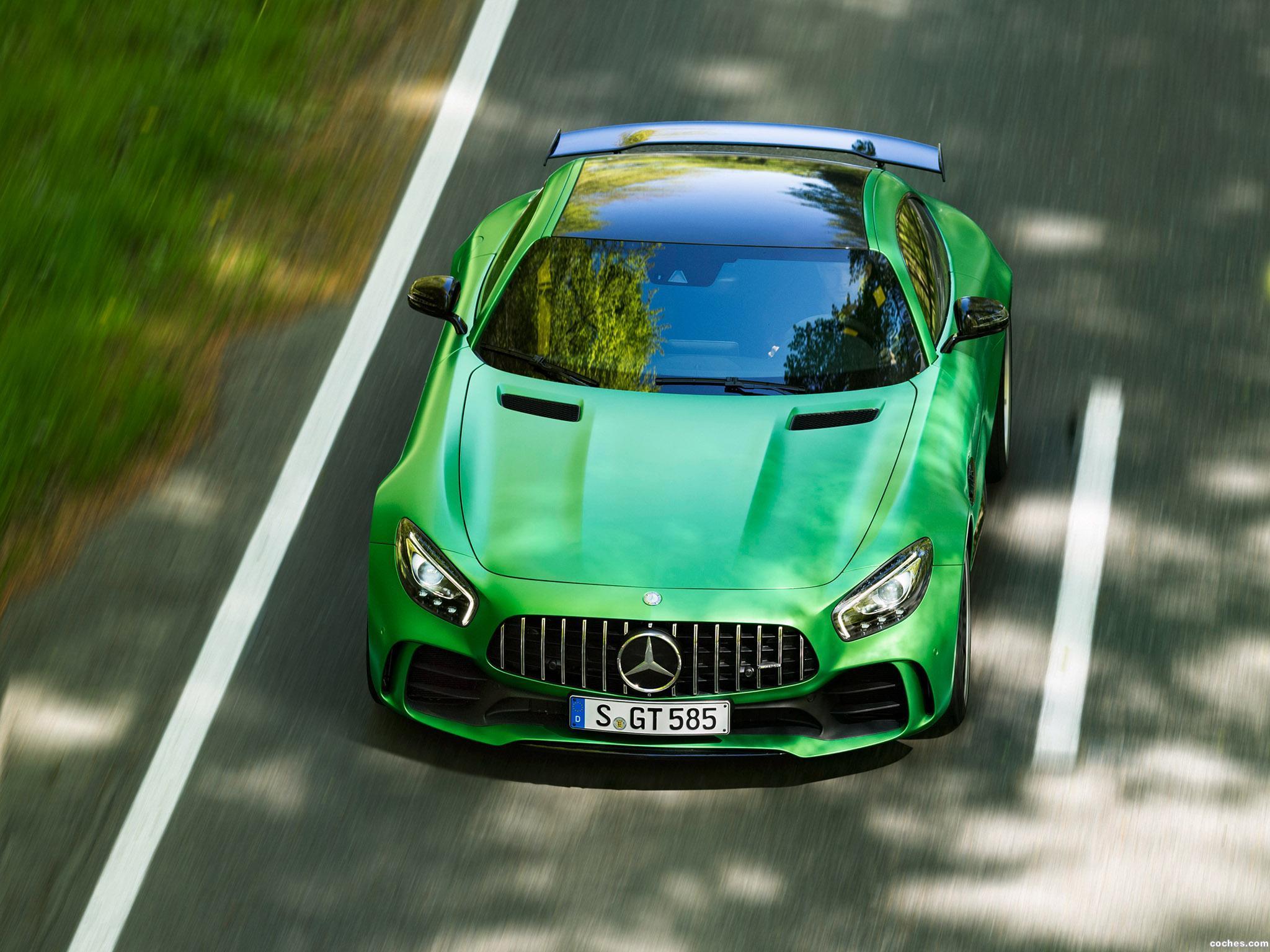Foto 19 de Mercedes AMG GT-R C190 2016