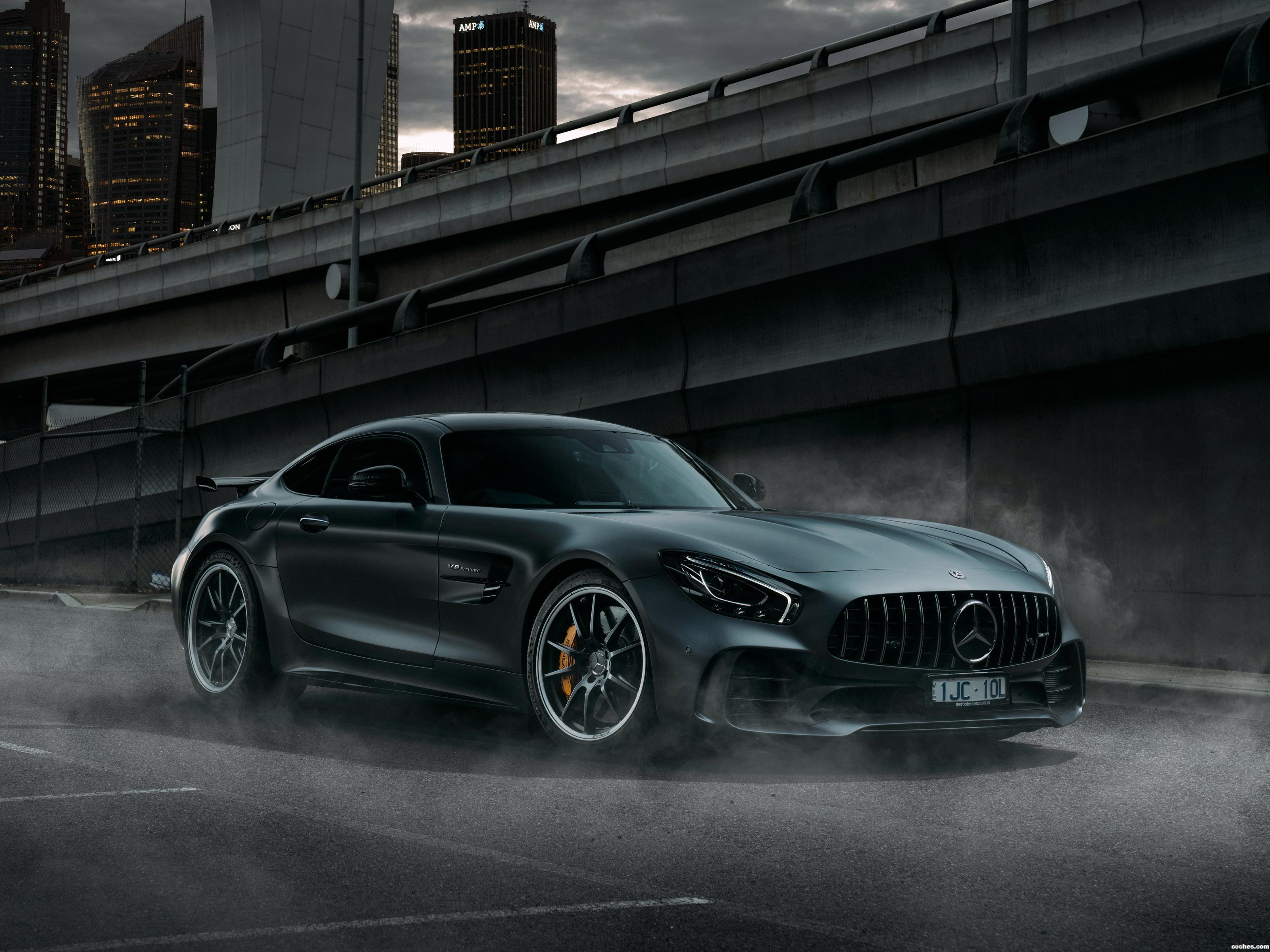 Foto 0 de Mercedes-AMG GT-R Australia 2017