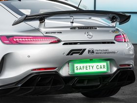 Ver foto 18 de Mercedes-AMG GT-R F1 Safety Car 2018
