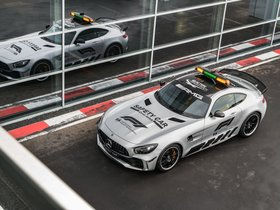 Ver foto 10 de Mercedes-AMG GT-R F1 Safety Car 2018