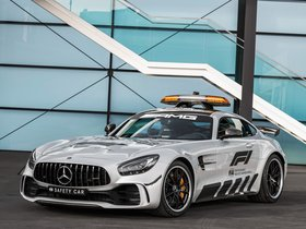 Ver foto 4 de Mercedes-AMG GT-R F1 Safety Car 2018