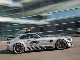 Ver foto 3 de Mercedes-AMG GT-R F1 Safety Car 2018